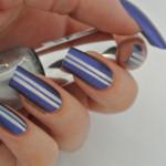 Blue-Silver-Stripes