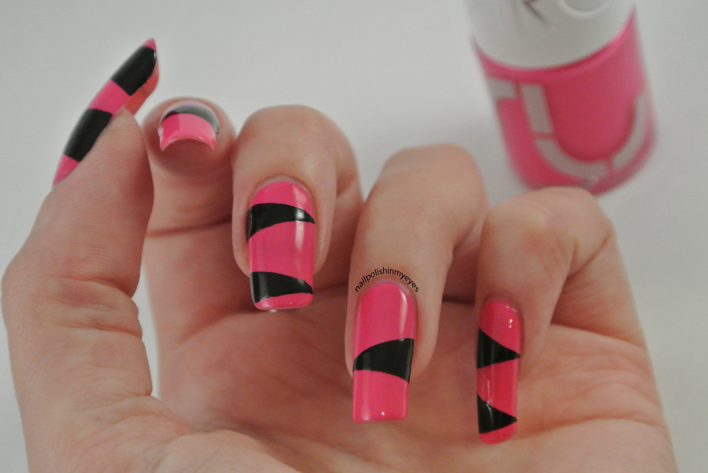 Pink-Black-Triangles1.3