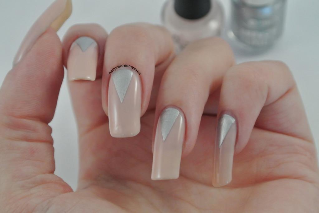 Pink-Silver-V