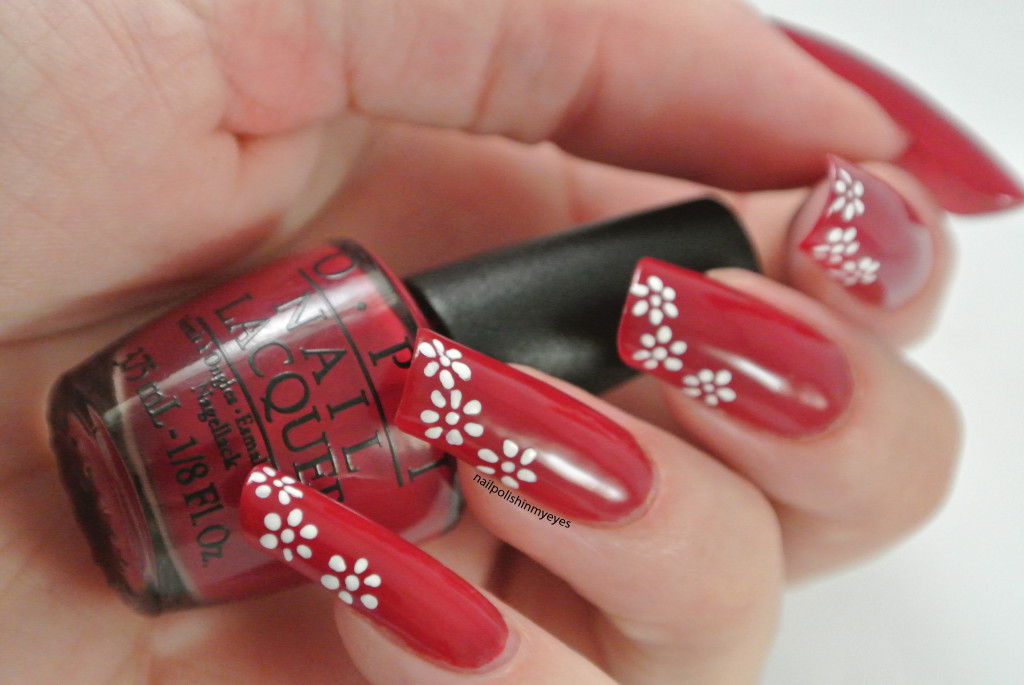 Red-White-Flowers