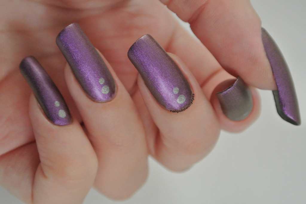 Matte-Purple-Silver-Dots-1-3