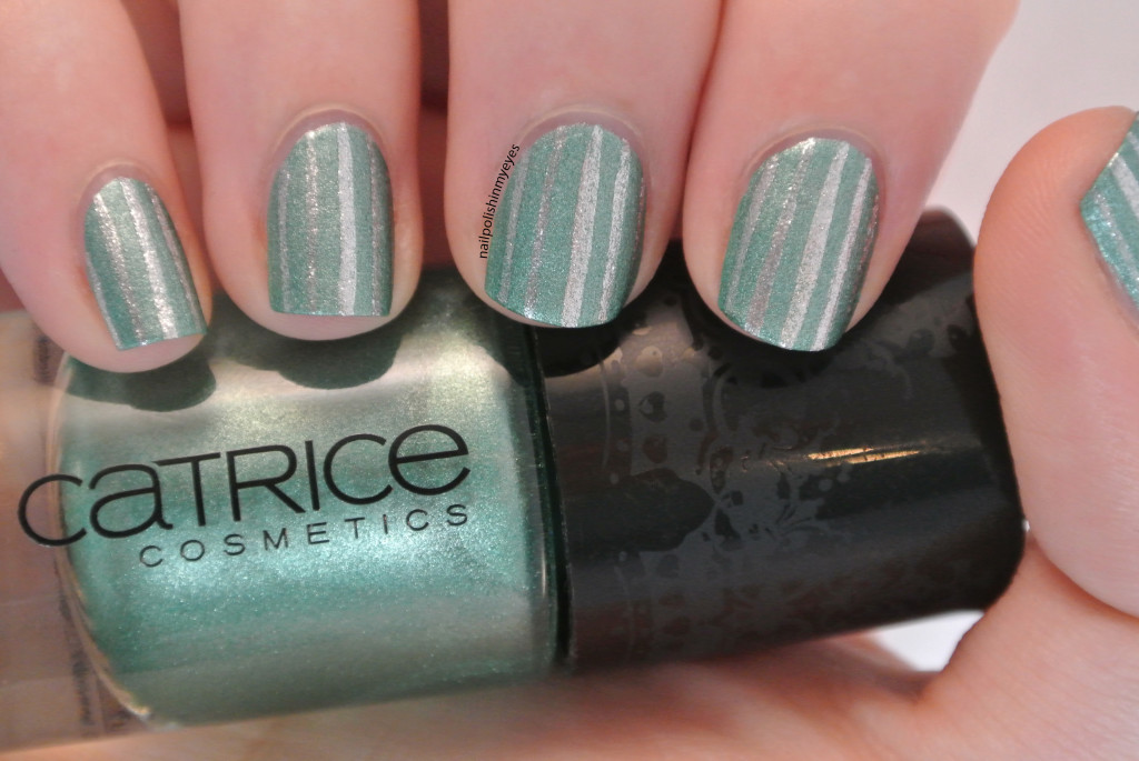 Green-Silver-Stripes-1