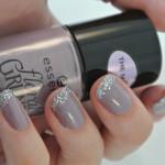 Purple-Glitter-French-Manicure