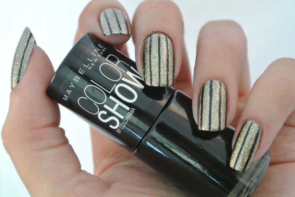Gold-Glitter-Black-Stripes